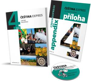 Čeština expres 4 (A2/2) + CD – ENGLISH