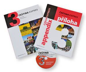 Čeština expres 3 (A2/1) + CD – ENGLISH