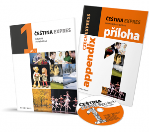 Čeština expres 1 (A1/1) + CD – ENGLISH