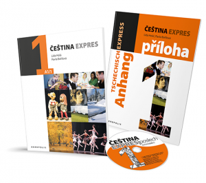 Čeština expres 1 (A1/1) + CD – GERMAN